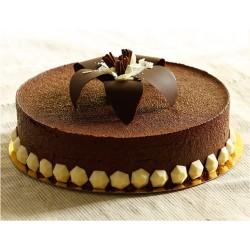Tort Trio Chocolat
