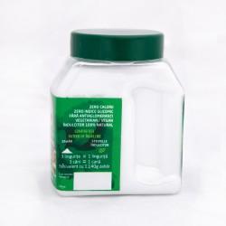 Eritritol (99%) și extract din frunze de stevia (Rebaudiozida A 98%)