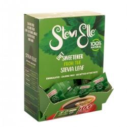 Ingrediente PLIC: Eritritol (99%) și extract din frunze de stevia (Rebaudiozida A 98%)