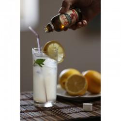 Natural Stevia Sweetener and Caramel aroma