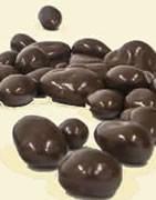 Drajeuri cu merișor în ciocolată belgiană fără zahăr, îndulcită cu ste